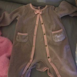 Juicy  pajama 3 to 6 month